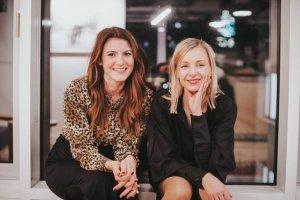"""Sarah Drücker und Juliane Schreiber von """"Mama Meeting"""""""