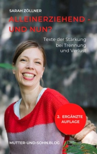 """Buchcover """"Alleinerziehend - und nun?"""""""