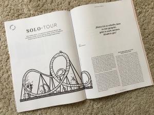"""Artikel """"Solo-Tour"""""""