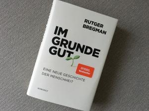 """Buchtitel """"Im Grunde gut"""""""