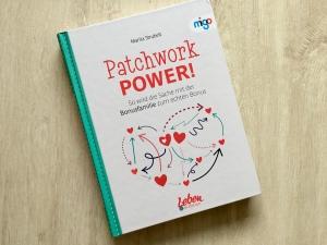 """Cover """"Patchwork Power!"""" von Marita Strubel"""