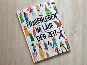 """Buchtitel """"Frauenleben im Lauf der Zeit"""""""