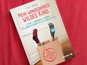 """Buchcover """"Mein wunderbares wildes Kind"""""""